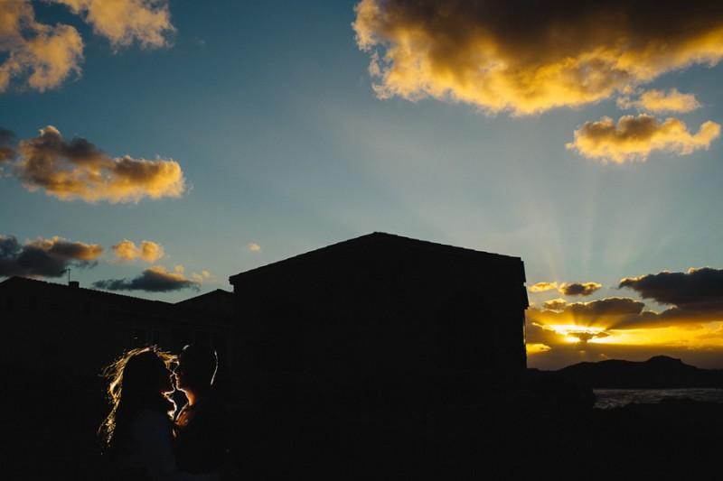 fotografo di matrimonio isola rossa