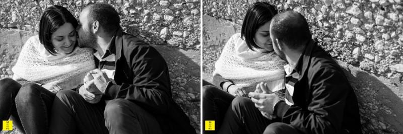 fotografo di matrimonio calagonone
